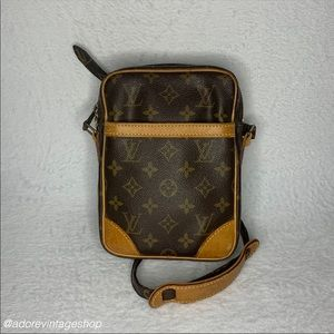 Louis Vuitton Authentic Vintage Danube Crossbody